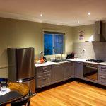 Kitchen view Romantic getaway